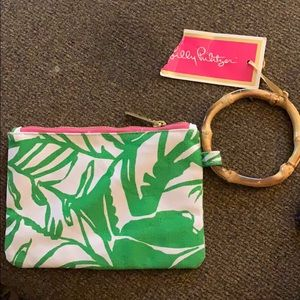 Lilly Pulitzer for target wristlet
